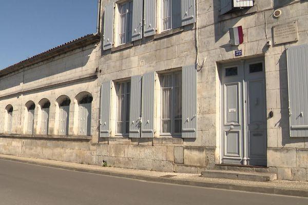 La maison natale de François Mitterrand à Jarnac abrite aujourd'hui un musée.