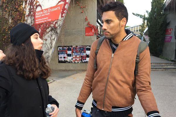 Montpellier - 2 étudiants du SCUM agressés près de l'Université Paul-Valéry - 5 décembre 2019.
