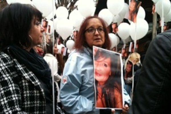La marche blanche pour Sarah a rassemblé près de 80 personnes dans le quartier des Carmes à Toulouse