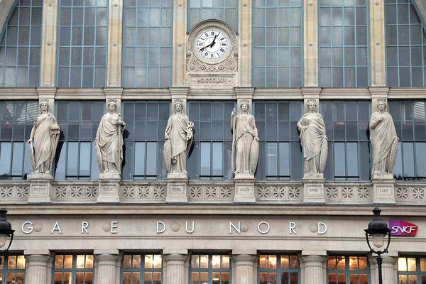 Une femme a accouchée dans la Gare du Nord vendredi 21 septembre.