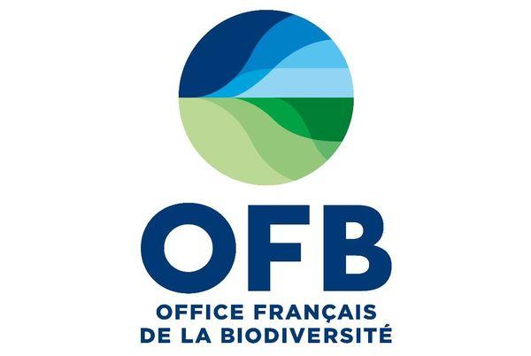 Le logo de l'Office Français de la Biodiversité, service créé le 1er janvier 2020