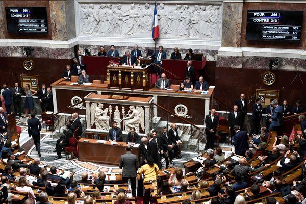 L'Assemblée Nationale a voté pour la ratification du CETA d'une courte majorité
