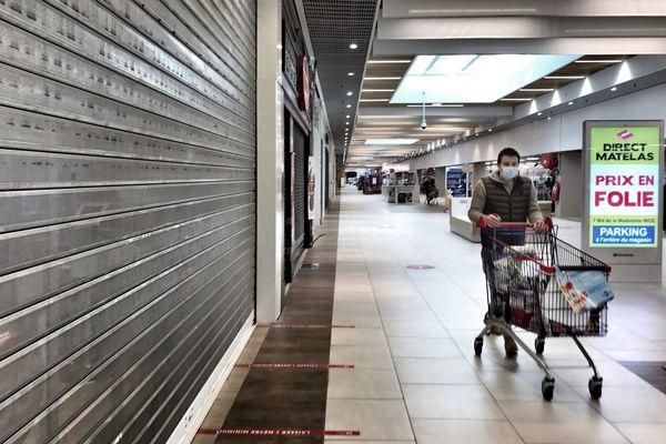 La CPME demande au préfet d'alléger certaines contraintes sanitaires, comme la fermeture des commerces à 18 heures avec le couvre-feu.