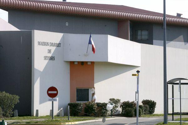 La maison d'arrêt de Seysses près de Toulouse
