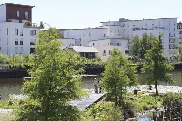 Les jardins de la Mabilais à Rennes, havre de verdure en pleine ville