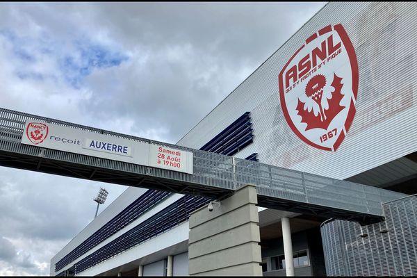 Le stade Marcel Picot dimanche 29 août. L'ASNL est dernière au classement de ligue 2 après six journées de championnat.