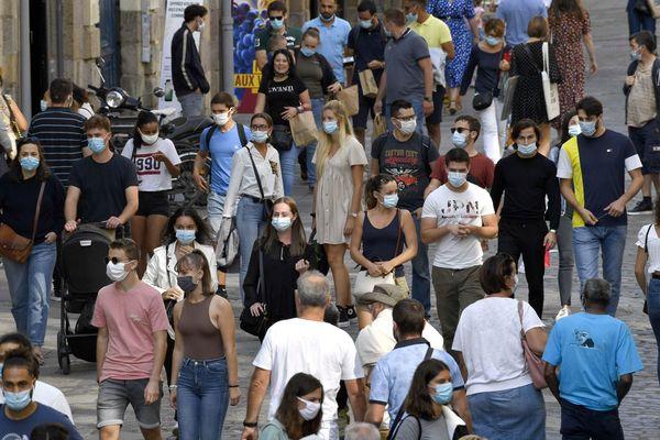 Le port du masque est maintenant obligatoire dans 5 communes de la Métropole de Grenoble.