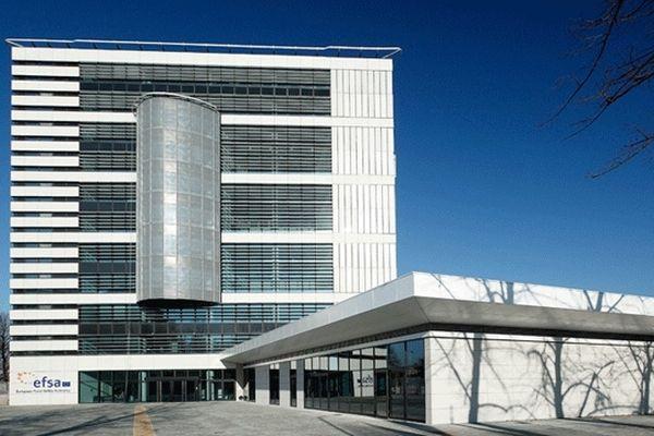 Le siège de l'EFSA à Parme, en Italie