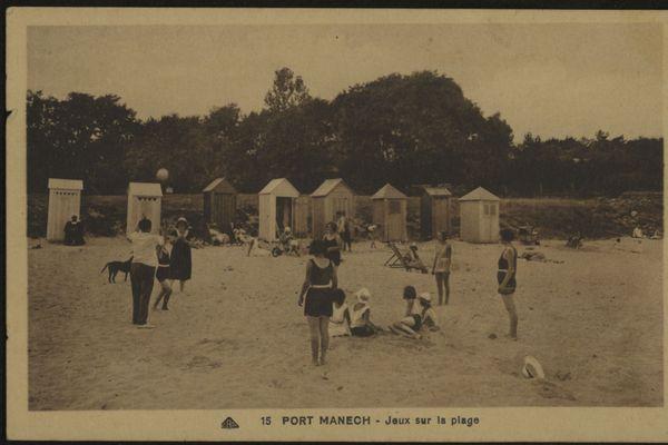 Au début du XXe siècle, le petit port de pêche qu'était Port Manec'h devient une station balnéaire très prisée, fréquentée par de riches familles, des artistes et quelques personnalités de l'époque.