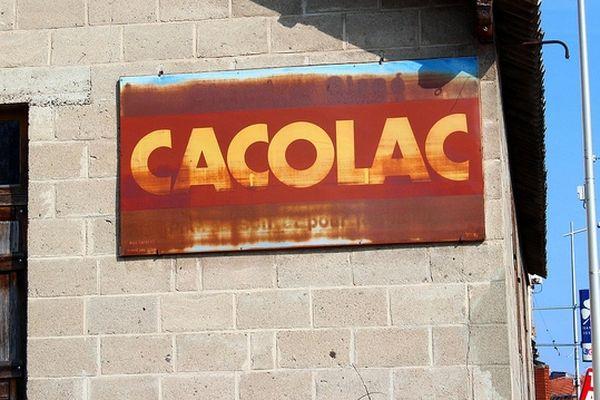La star de la marque Cacolac, bouteille au lait chocolaté, est née en 1954.