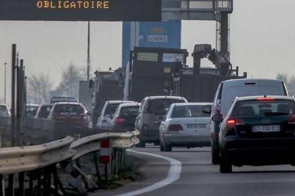 La vitesse sur le périphérique de Lille est désormais de 70km/h