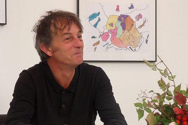 Hubert Mingarelli, prix Louis Guilloux 2014