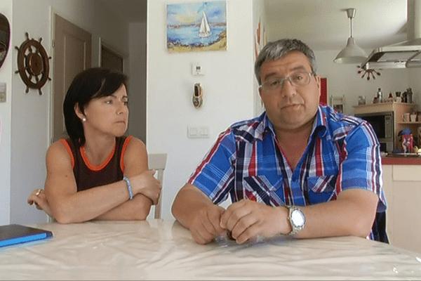 Les parents de la jeune Maria Delval disparue mercredi 14 mai