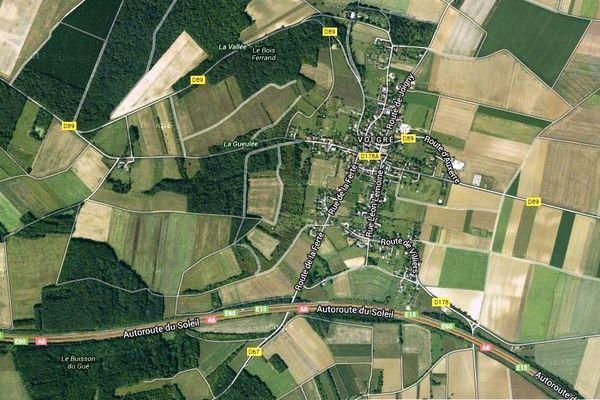 L'accident s'est produit à hauteur de Volgré, dans l'Yonne, dans la nuit du 25 au 26 Avril 2014.