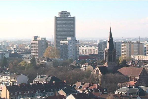 Mulhouse, une des villes les moins chères de France