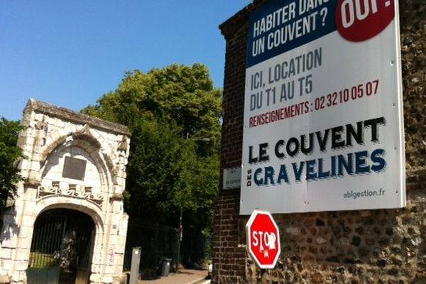 Le couvent des Gravelines a été réaménagé en logements.