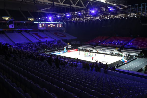 250.000 spectateurs  sont attendus au Stade Pierre Mauroy pour les phases finale de l'Eurobasket 2015