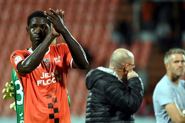 Sidy Sarr - footballeur international sénégalais - 2018.