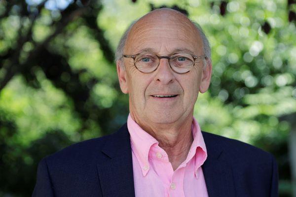 Claude de Ganay, député LR du Loiret, lors de sa prise de fonction en 2017.