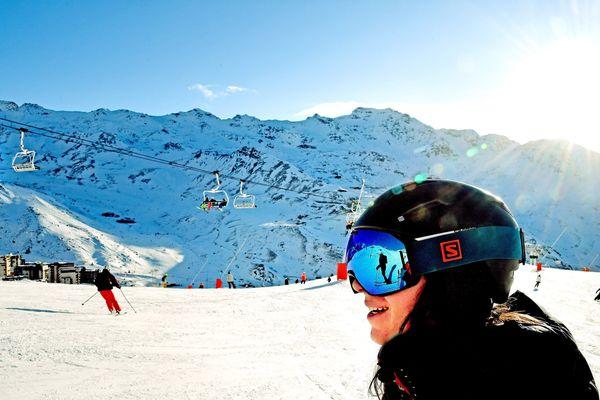 Le ski à Val Thorens est le plus instagramable de France, photo d'illustration.