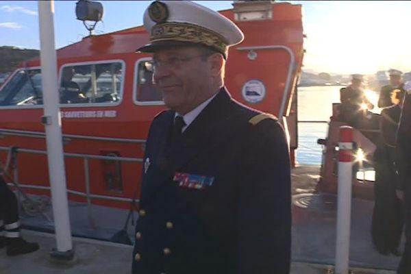 L'Amiral Prazuck en visite pendant deux jours à Marseille