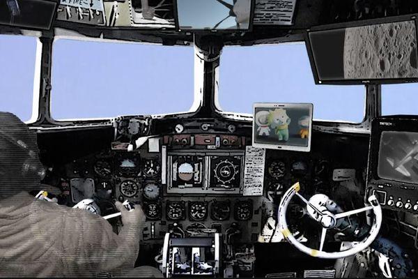 """Entrez dans le cockpit virtuel du nouveau """"Carnets de vol"""""""