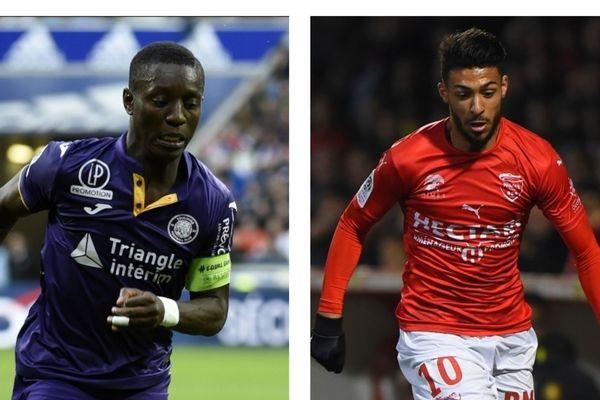 Max-Alain Gradel (Toulouse FC) et le Gabonais Denis Bouanga (Nîmes olympique)font partie des onze finalistes du prix Marc-Vivien Foé qui récompense le meilleur joueur africain de Ligue 1.