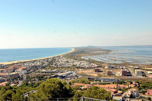 Sète - La région Occitanie compte 220 kilomètres de côtes et 20 stations balnéaires sur le littoral.