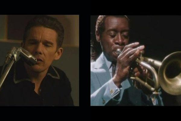 Ethan Hawke et Don Cheadle incarnent Chet Baker et Miles Davis à l'écran