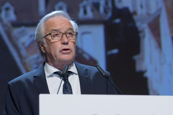 François Rebsamen, le 13 janvier 2018.
