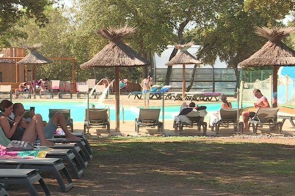 Gard - Avec la crise du coronavirus, les touristes se sont tournés vers l'hôtellerie de plein air cette année - 21.08.20