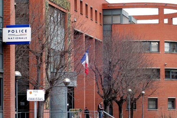 Le commissariat - hôtel de Police de Toulouse.