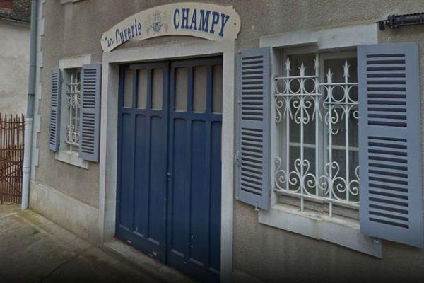 La maison Champy a été fondée en 1720 à Beaune, en Côte-d'Or.