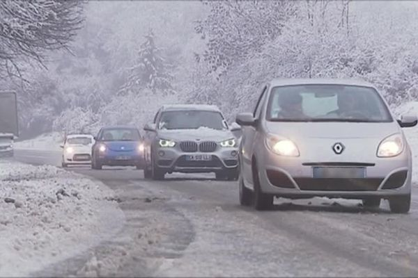 Une possible dégradation neigeuse en milieu de semaine prochaine est prévue dans le Var et les Alpes-Maritimes.