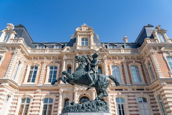 Le château Perrier ouvrira ses portes mi novembre 2020 à Epernay.