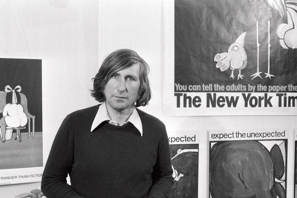 Tomi Ungerer en 1972