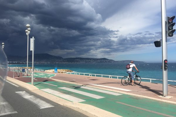 Des orages sont attendus dans les Alpes-Maritimes et le Var ce dimanche 30 mai.