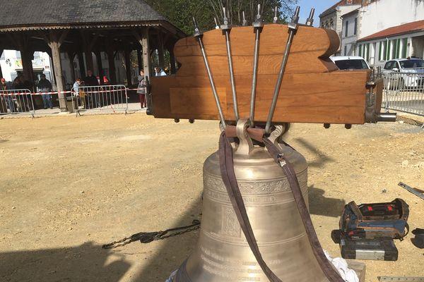 La cloche de Saint-Georges-d'Oléron