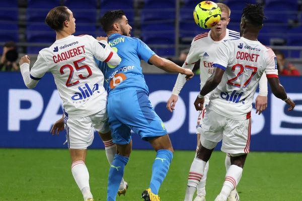 LYON 04/10/2020 OL/OM Championnat de France de 1ère division