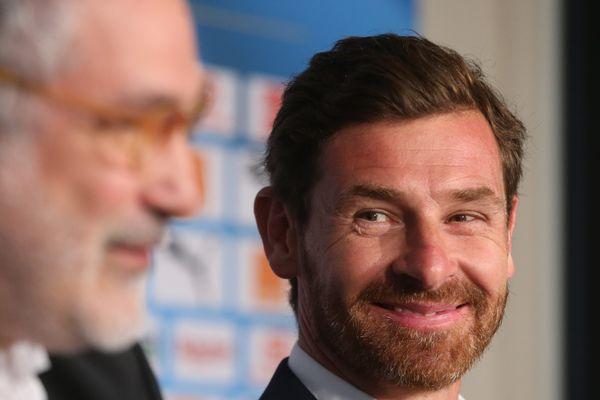 Depuis qu'Andoni Zubizarreta (à gauche) a officialisé son départ de l'OM, André Villas-Boas (à droite) pourrait lui envisager de quitter le club.