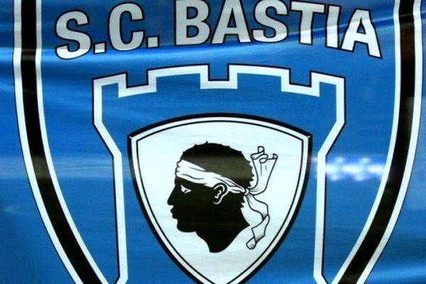 Drapeau du Sporting Club de Bastia