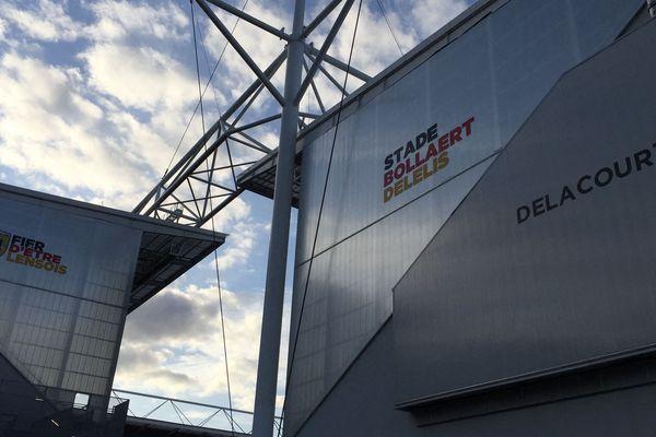 Le Stade Bollaert-Delelis à Lens.