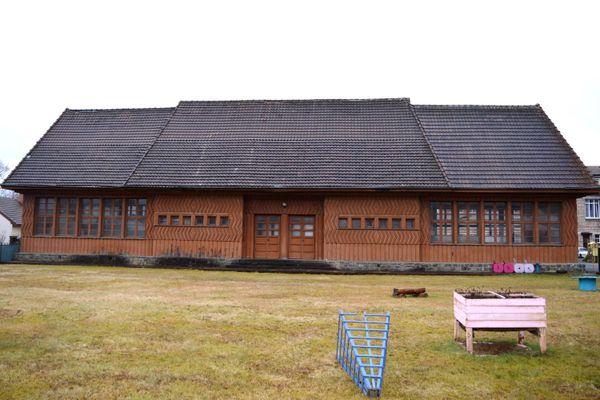 Ecole classée de Ronchamp