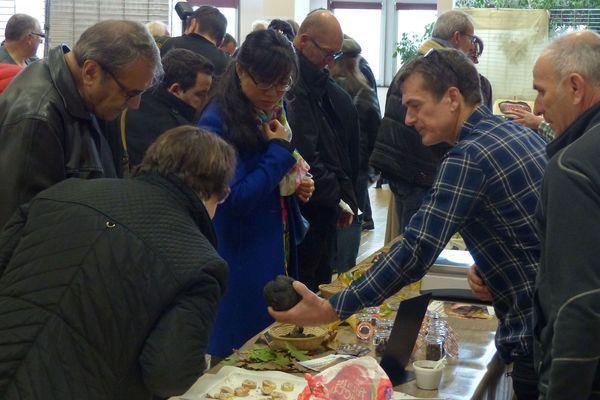 Vente de truffes fraîches à Pulnoy les 10 et 11 novembre 2018