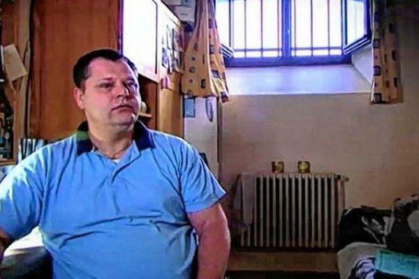 Frank Van Den Bleeken, interviewé par la VRT, en 2013.