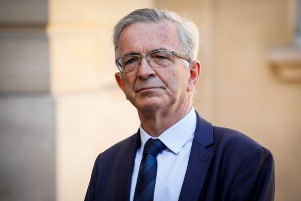 François Bonneau à Paris le 30 juillet 2020.