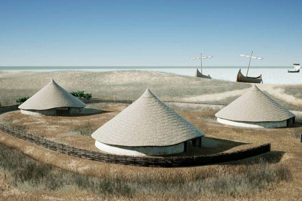"""""""Le peuple des dunes"""", un documentaire de David Geoffroy, à découvrir sur France 3 Normandie. / © AMC2 productions / Court-Jus Productions / Association """"Les Unelles"""""""