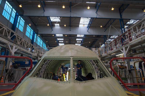 1000 emplois sur la sellette chez Airbus pour la seule Loire-Atlantique