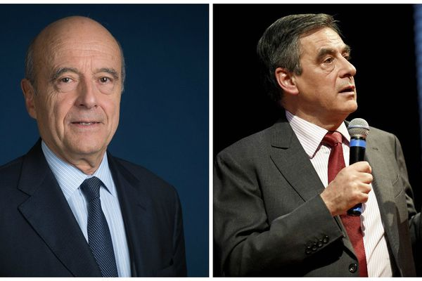 François Fillon et Alain Juppé sont les deux finalistes de la primaire de la droite et du centre