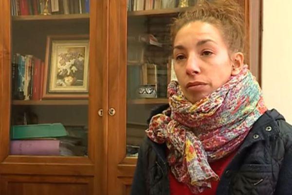 Mélanie Ngoye-Gaham, membres des Réfractaires du 80 et figure des gilets jaunes à Amiens.